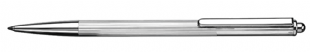 Lincoln Sterling Silver Ballpoint Pen - Fine Line Sterling Silver